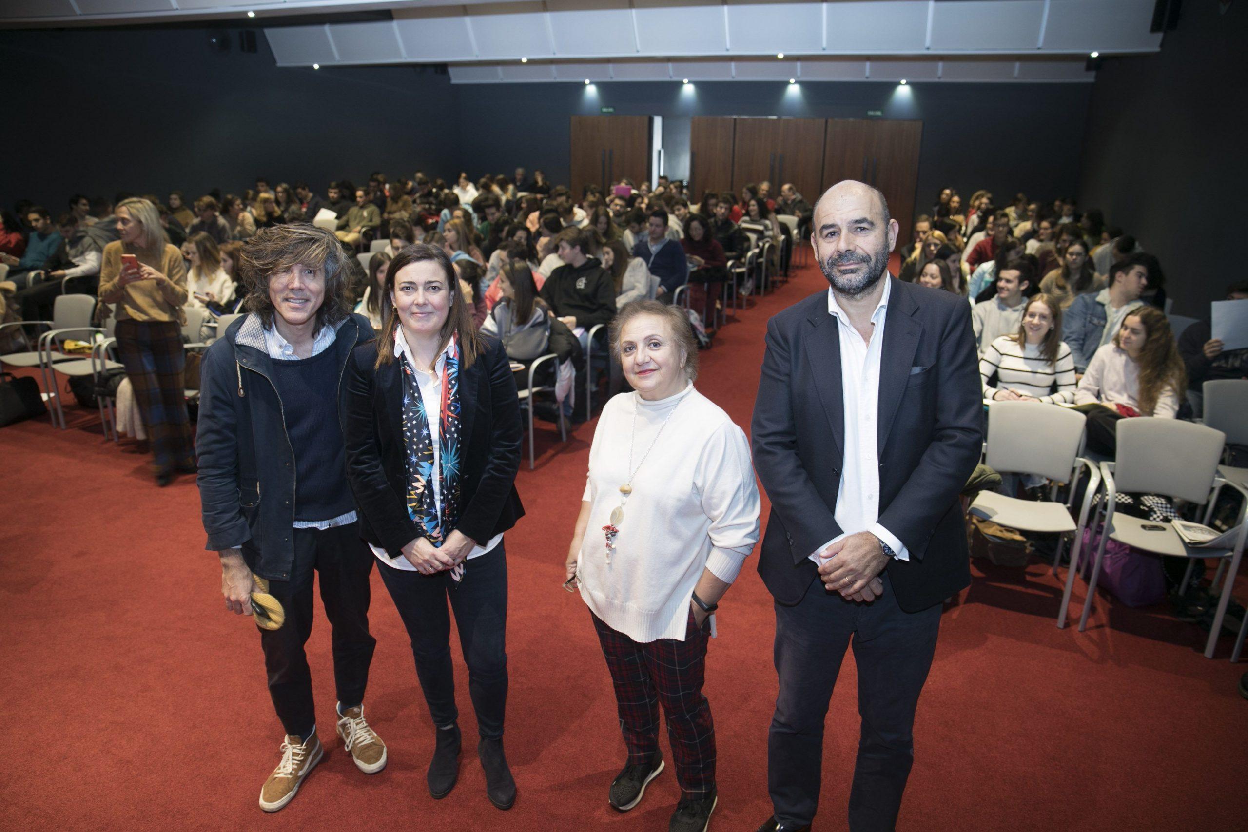 """Ponentes en la última edición de """"La Asturias que funciona"""""""