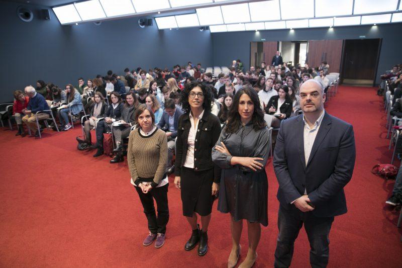 """Jornadas """"La Asturias que funciona"""" en el Club de Prensa. Jornada del martes"""