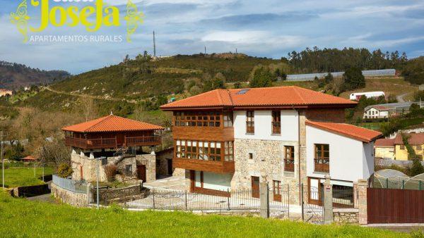 Una casa rural en el centro de Asturias para disfrutar de toda la región